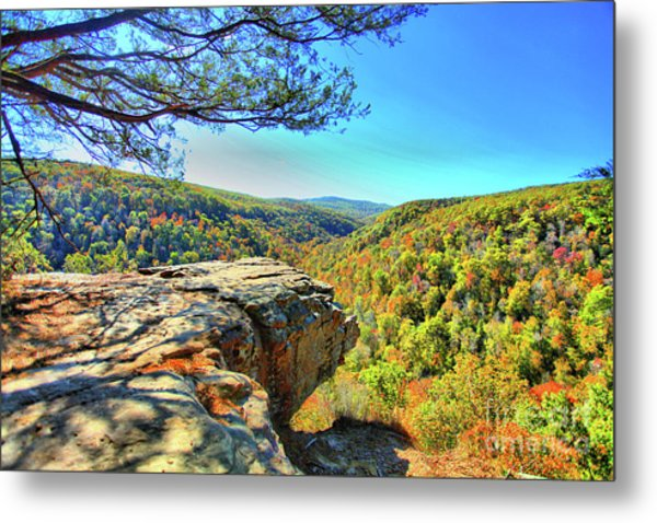 Small Overhang Metal Print by Kevin Kuchler