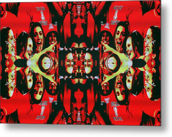 Smilecam 3 Metal Print by Stephen Farley