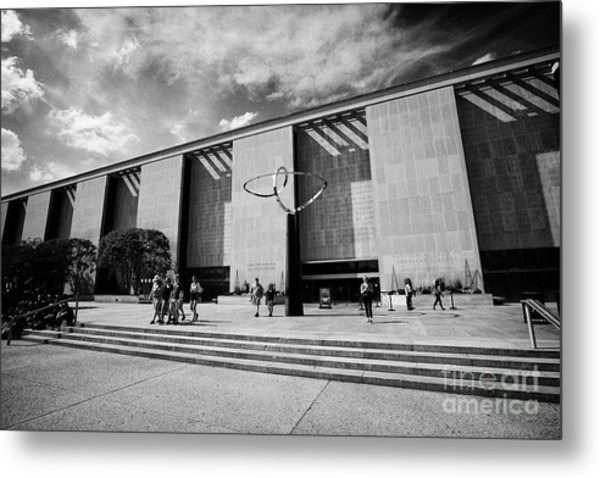 smithsonian national museum of american history building Washington DC USA Metal Print
