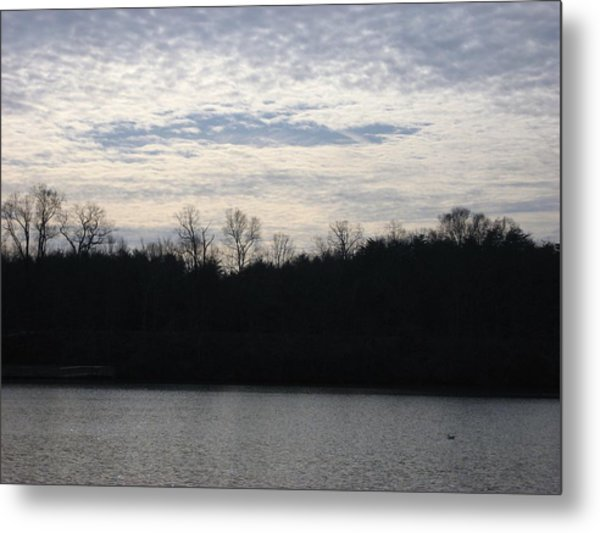 Smithville Landscape Metal Print by Jennifer  Sweet