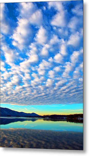 Sml Sunrise Metal Print