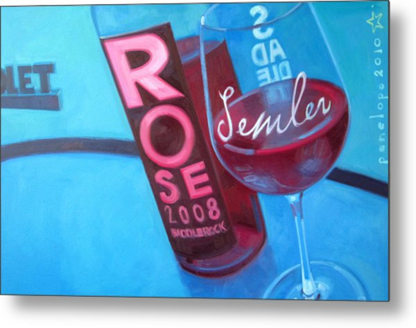 So Malibu Metal Print by Penelope Moore