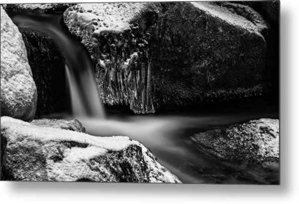 soft and sharp at the Bode, Harz Metal Print