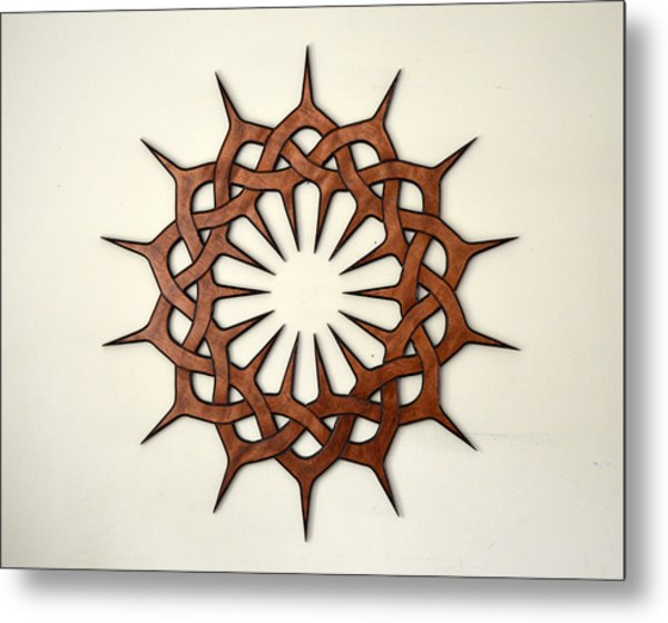 Sol Eight Metal Print