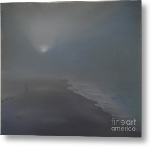 Solitude 1 Metal Print by Katerina Wert