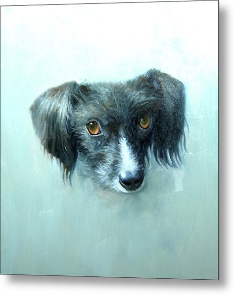 Someones Pet Metal Print