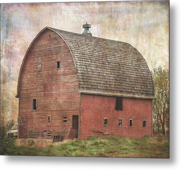 Someplace In Time Metal Print