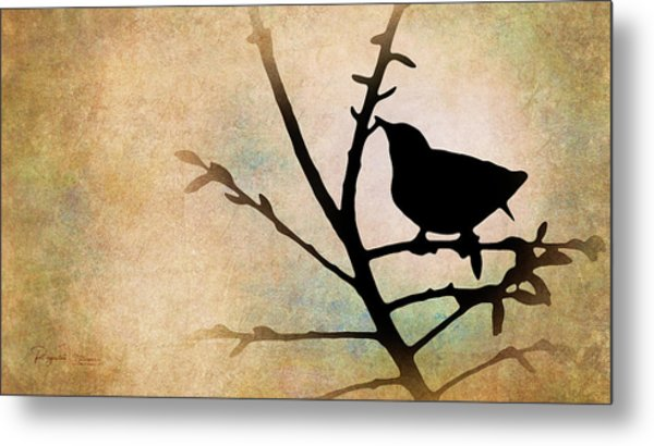 Song Bird Metal Print