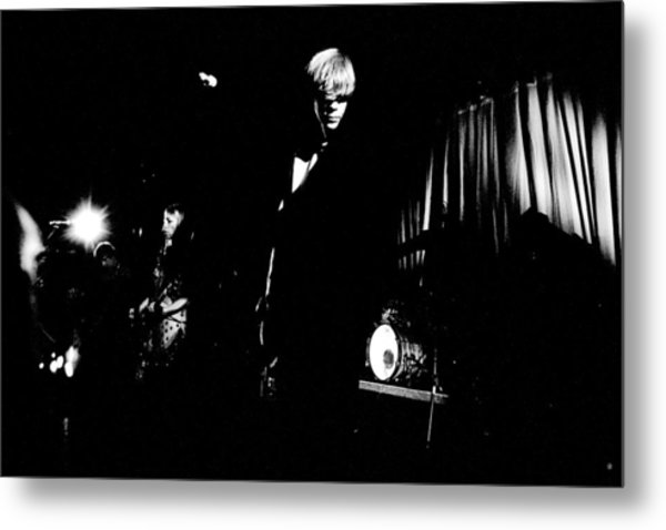 Sonic Youth At Showbox Seattle  Metal Print