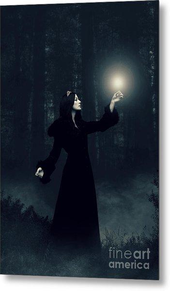 Sorcery Metal Print