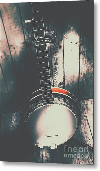Sound Of The West Metal Print