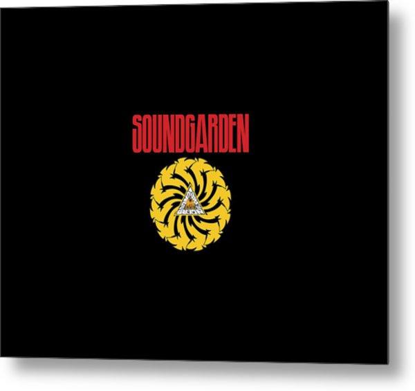 Soundgarden Metal Print