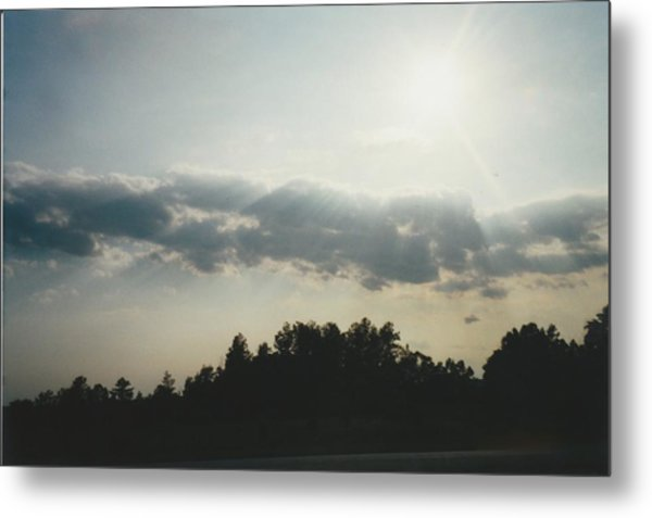 South Carolina Sunrise Metal Print by Gene Linder