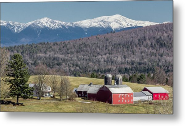 South Kirby Spring Metal Print
