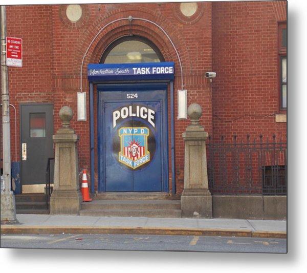 South Manhattan Task Force 1 Metal Print