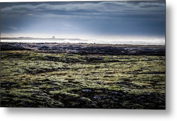 South West Iceland Metal Print