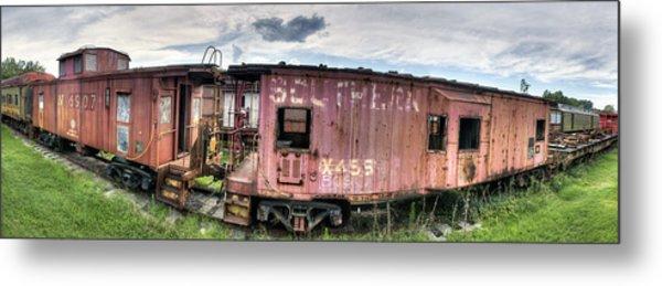 Southern Railroad Metal Print