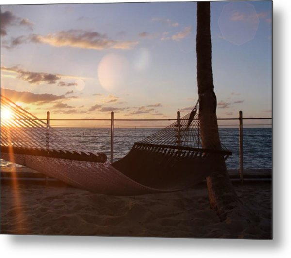 Southernmost Metal Print by JAMART Photography