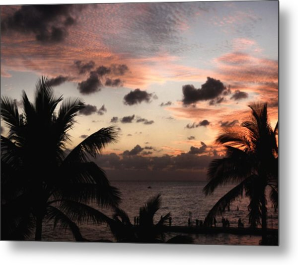 Southernmost Paradise Metal Print by JAMART Photography