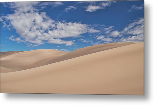 Southwest Sands Of Colorado Metal Print