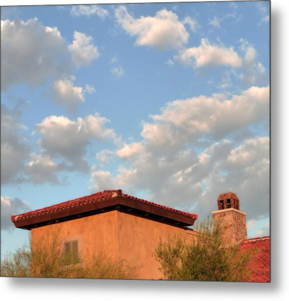 Southwest Skyscape Metal Print