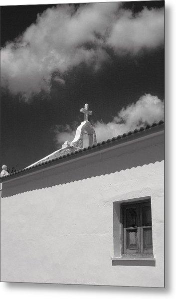 Spanish House Metal Print by Douglas Pike