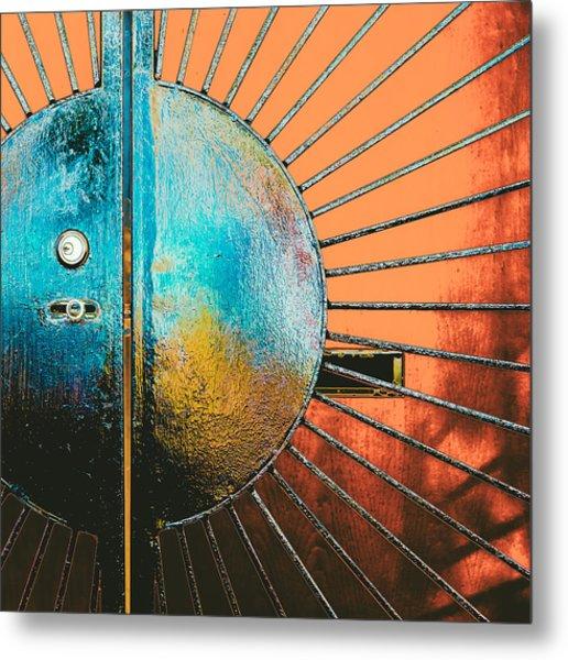 California Sahara Metal Print