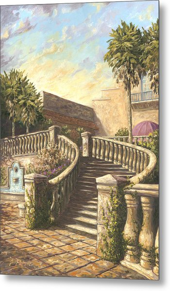 Spanish Springs Metal Print