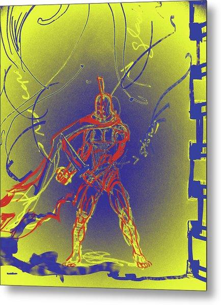 Spartacus Metal Print