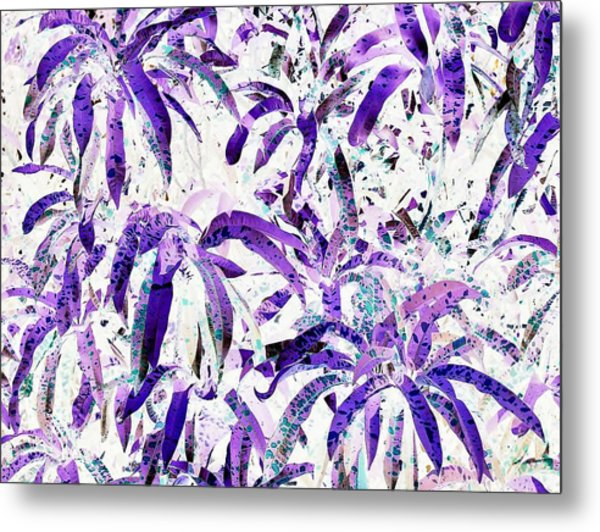 Speckled Metal Print