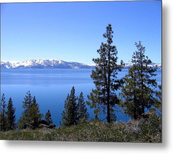 Spectacular Lake Tahoe Metal Print