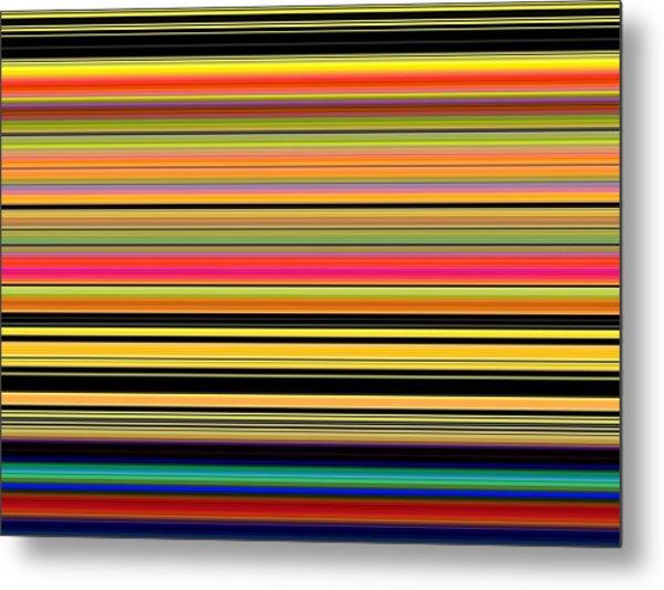Spectra 10130 Metal Print by Chuck Landskroner