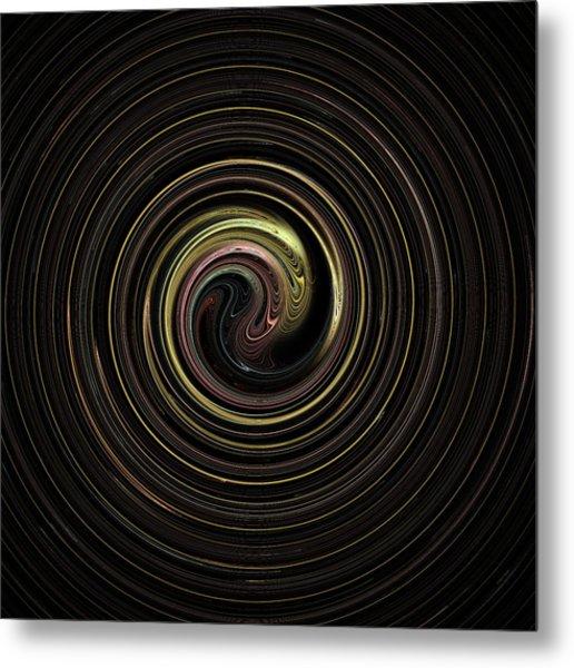 Spin Cycle 02 Metal Print