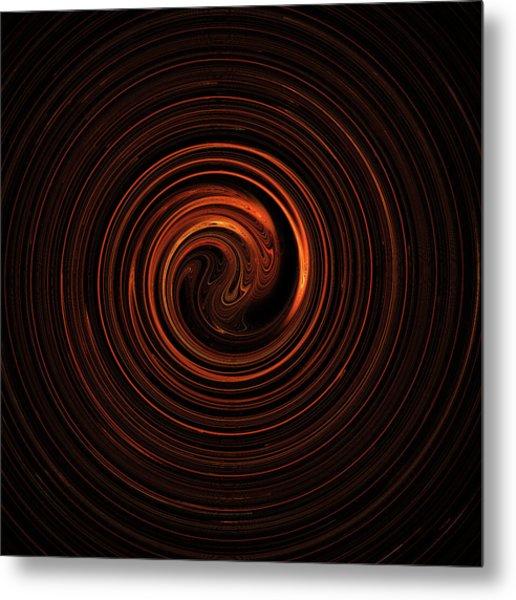 Spin Cycle 03 Metal Print