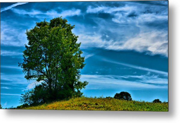 Sping Landscape In Nh 3 Metal Print by Edward Myers
