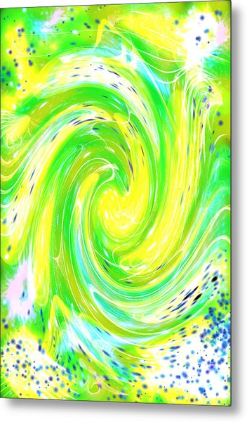 Spirit Of Nature I I Metal Print