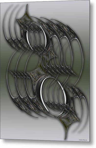 Spirit Or Continuation  Metal Print