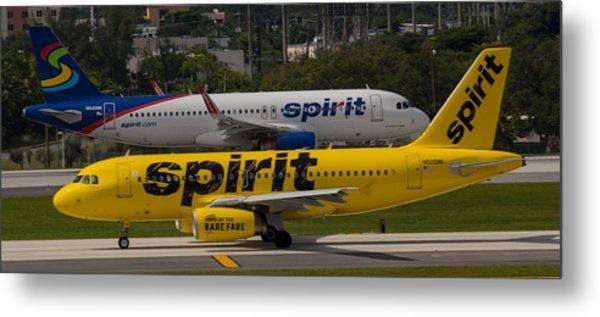 Spirit Spirit Metal Print