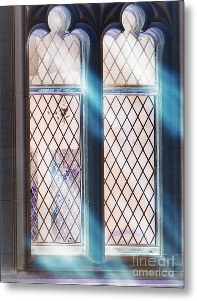 Spirit Window Metal Print