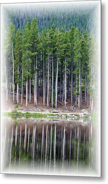 Sprague Lake 03 Metal Print