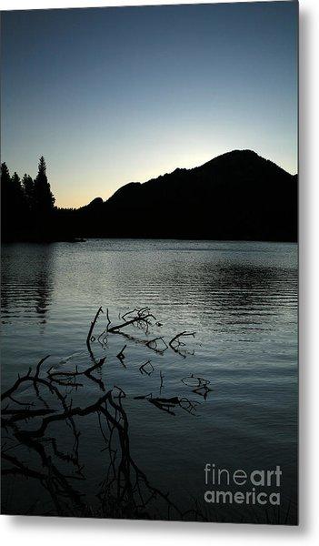 Sprague Lake Dawn Metal Print by Timothy Johnson