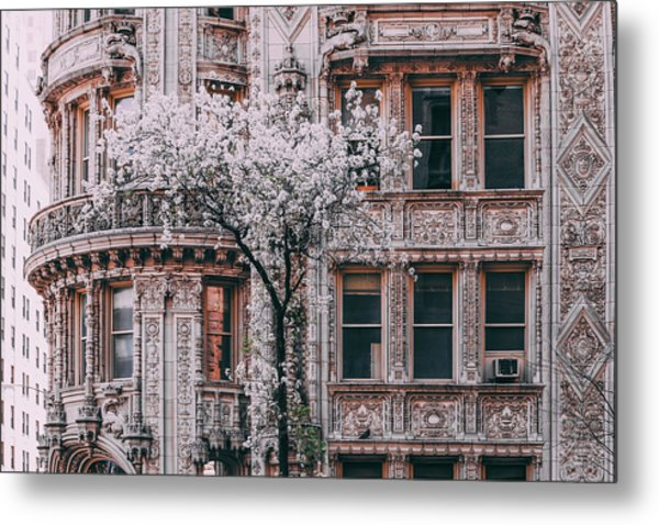 Spring West 58 And 7th Metal Print by Vincent James