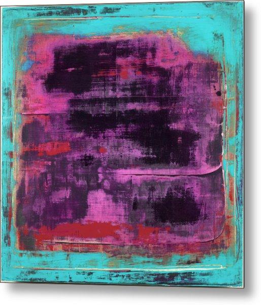 Art Print Square1 Metal Print