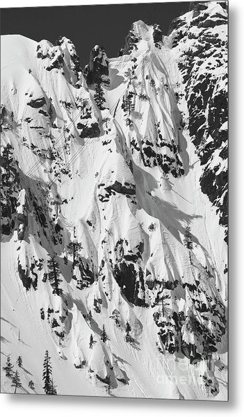 Squaw Valley Forbidden Fruit Metal Print