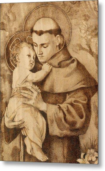 St. Anthony Metal Print