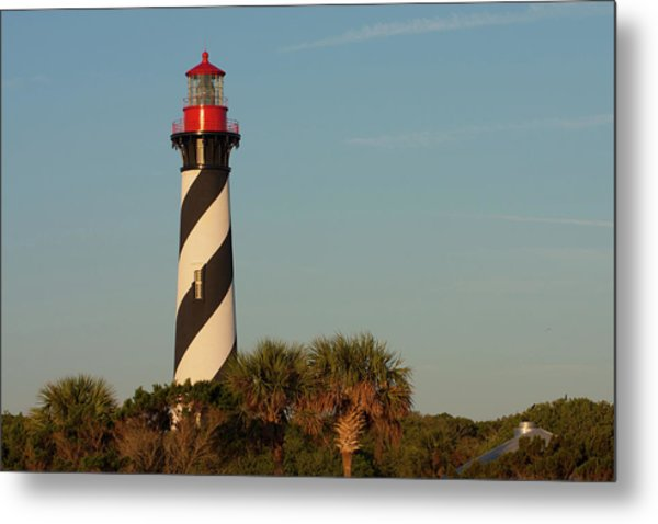 St. Augustine Lighthouse #3 Metal Print