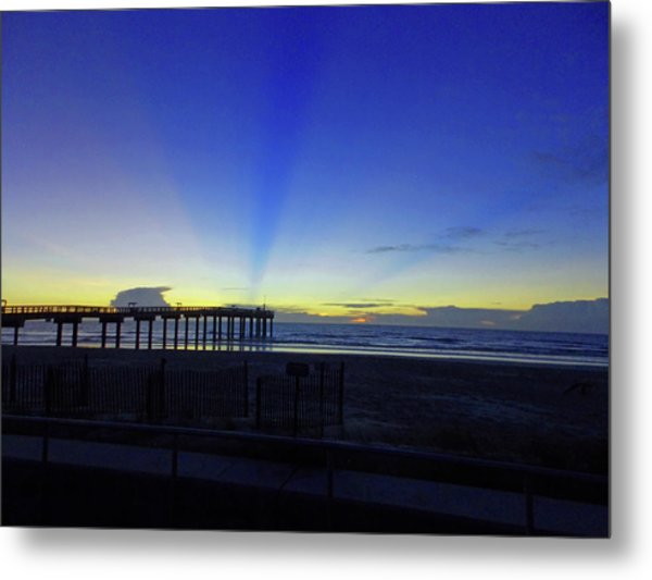 St Augustine Morning Metal Print