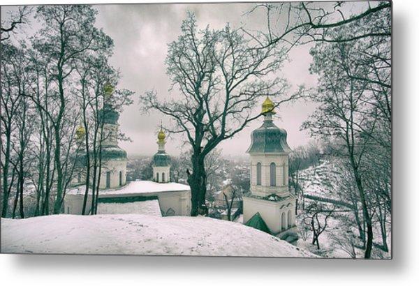 St. Elias Church. Chernihiv, 2017. Metal Print