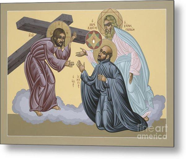 St Ignatius Vision At La Storta 074 Metal Print