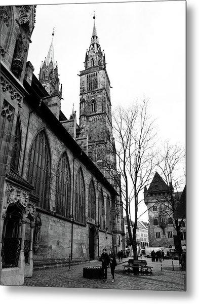 St. Lorenz Cathedral Metal Print